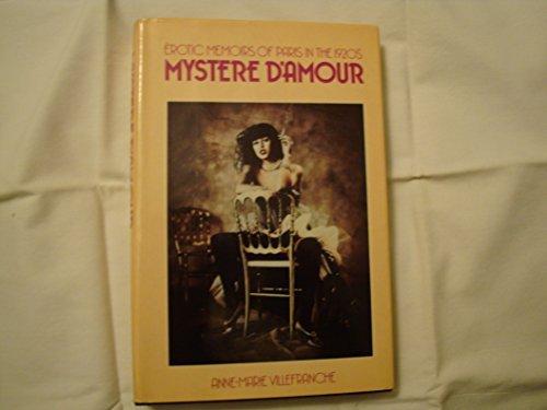 9780352322272: Mystere d'Amour