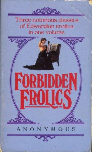9780352322456: Forbidden Frolics