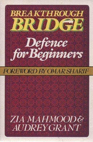 9780352325662: Breakthrough Bridge: Defence for Beginners