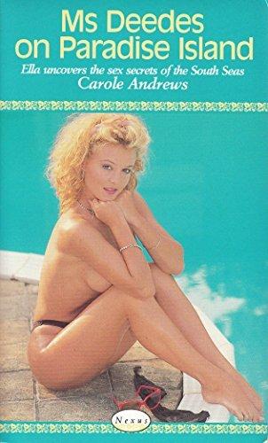 9780352328540: Ms Deedes on Paradise Island