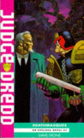 Deathmasques (Judge Dredd): Stone, Dave