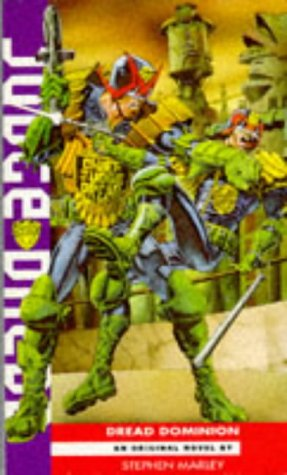 Dread Dominion (Judge Dredd): Stephen Marley