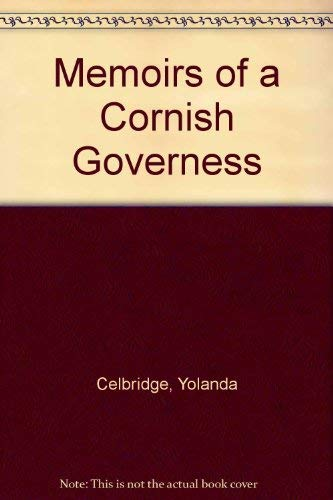 9780352329417: Memoirs of a Cornish Governess