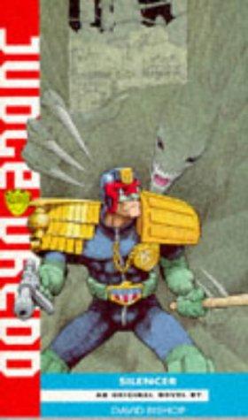 9780352329608: Judge Dredd-Silencer