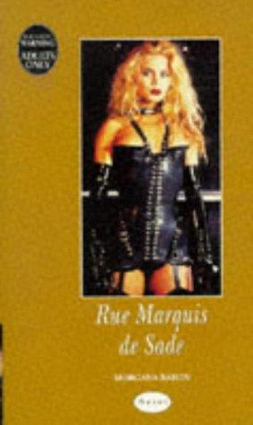 9780352330932: Rue Marquis de Sade (Nexus)