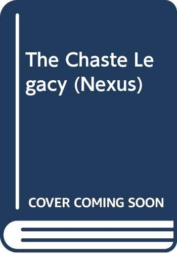 9780352330970: The Chaste Legacy