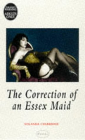 9780352332554: The Correction of an Essex Maid
