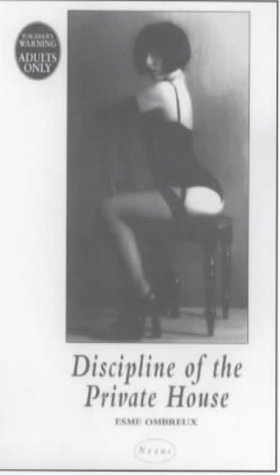 9780352334596: Discipline of the Private House