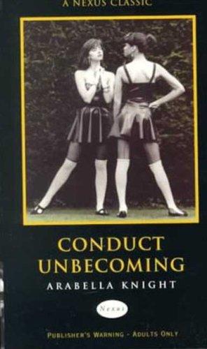 9780352334909: Conduct Unbecoming (Nexus)