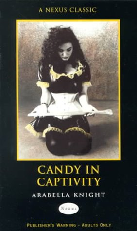 9780352334954: Candy in Captivity (Nexus Classic)