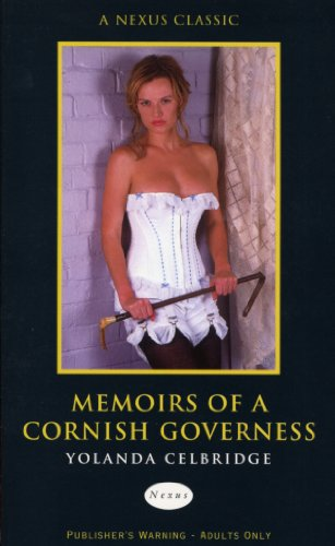 9780352337221: Memoirs of a Cornish Governess (Nexus)