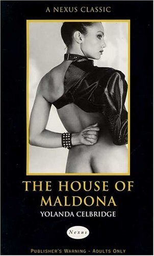 9780352337405: The House of Maldona (Nexus Classic)