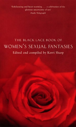 9780352337931: The Black Lace Book of Women's Sexual Fantasies