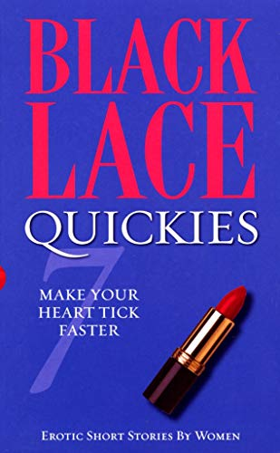 Black Lace Quickies 7: Jan Bolton; Sylvia