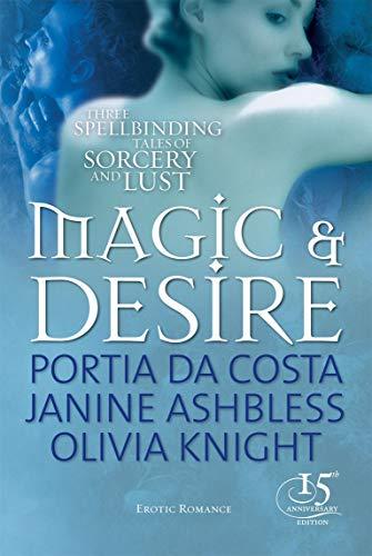 9780352341839: Magic & Desire (Black Lace)