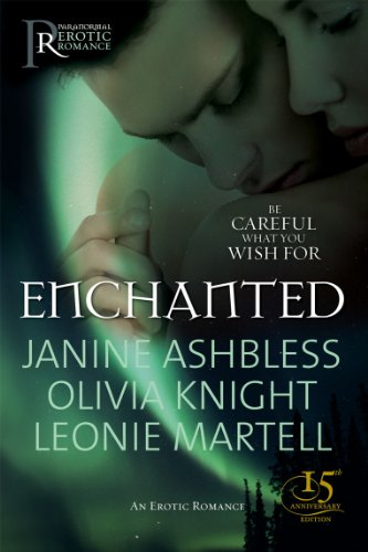 9780352341952: Enchanted: Erotic Fairy Tales (Paranormal Erotic Romance)
