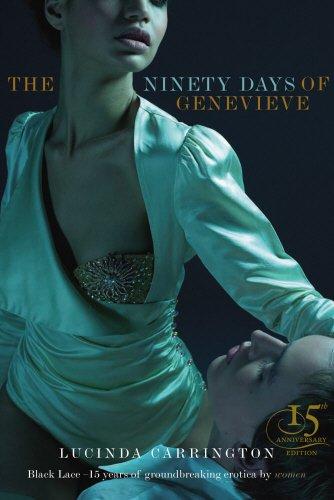 9780352342010: The Ninety Days Of Genevieve (Black Lace)