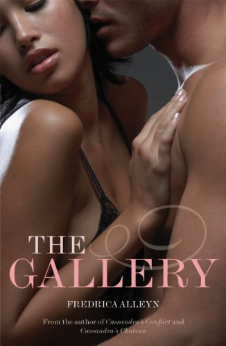 9780352345332: The Gallery (Black Lace)