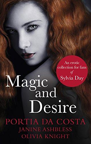 9780352347848: Magic and Desire (Black Lace Classics)