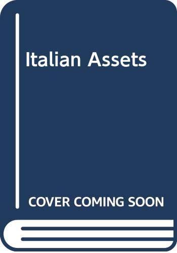 9780352395351: Italian Assets