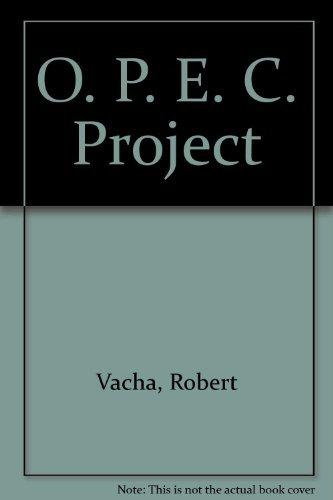 9780352395436: O. P. E. C. Project