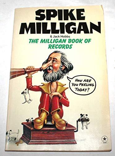 9780352396402: Milligan Book of Records