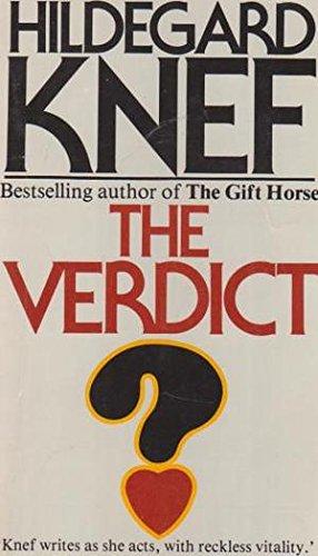 9780352396440: The Verdict