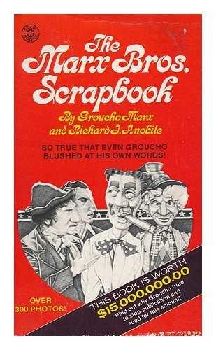 9780352398024: Marx Brothers Scrapbook