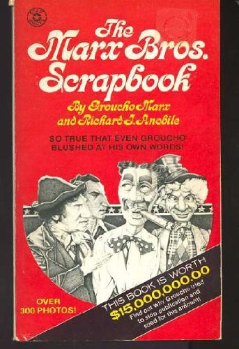 9780352398024: The Marx Brothers scrapbook