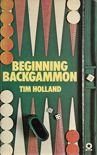 9780352398123: Beginning backgammon