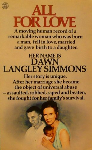 All for Love: Simmons, Dawn Langley