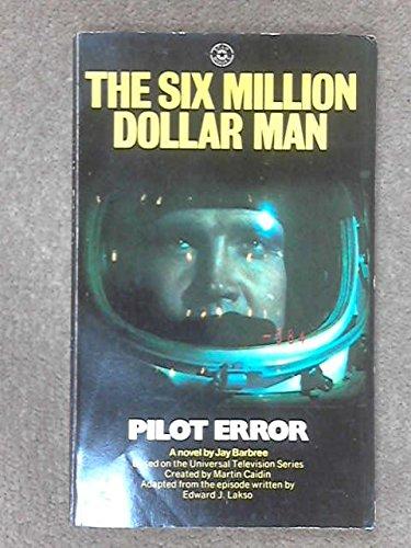 9780352398642: Six Million Dollar Man