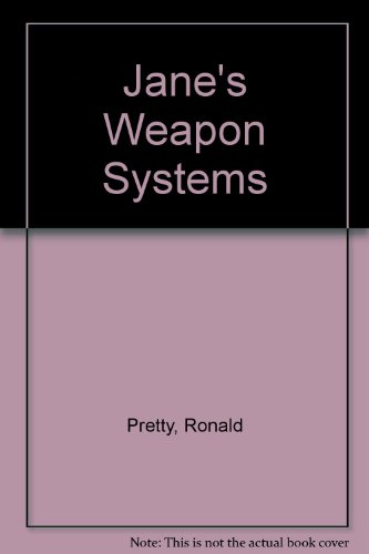 Jane's Weapon Systems 1970: R . PRETTY