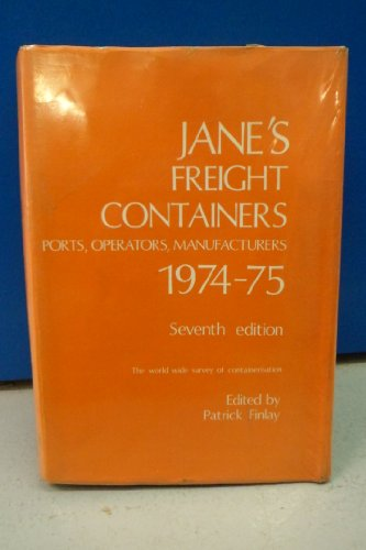 Jane's Freight Containers: Jane