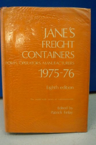 Jane's Freight Containers