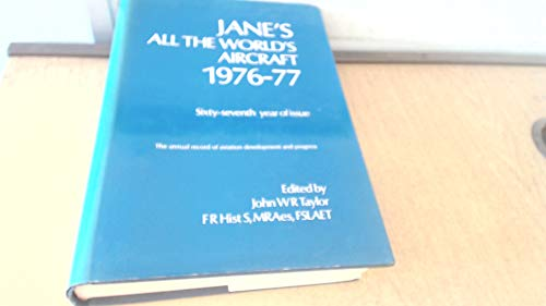 9780354005388: Jane's All the World's Aircraft 1976
