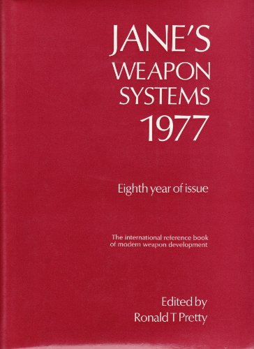 Jane's Weapon Systems 1977: Ronald Pretty