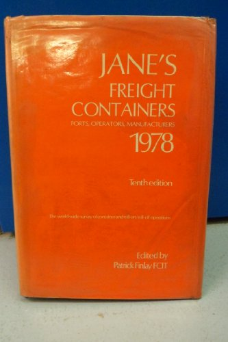 Jane's Freight Containers: Patrick Finlay