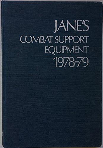 9780354005715: Jane's Combat Support Equipment 1978-79