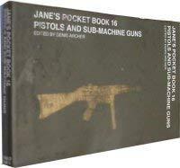 9780354010122: Jane's Pocket Book of Pistols and Sub-machine Guns