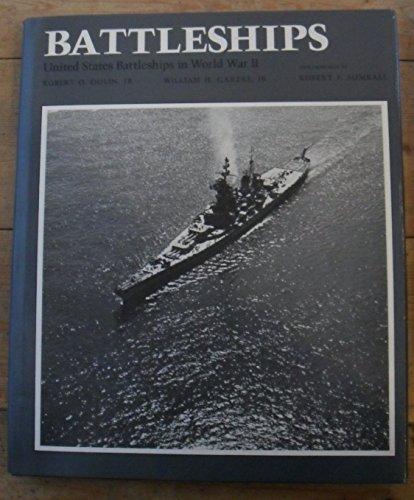 9780354010160: United States Battleships in World War Two: Vol 2