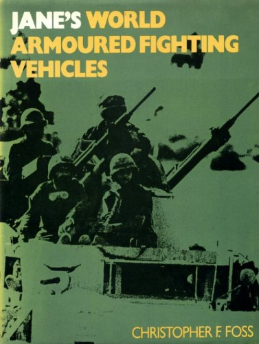 9780354010221: Jane's World Armoured Fighting Vehicles