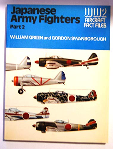 9780354010689: Japanese Army Air Force Fighters, Part 1 (WWII Aircraft Fact Files)