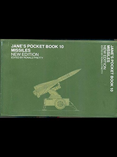 9780354010702: Jane's Pocket Book of Missiles