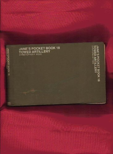 9780354010863: Jane's Pocket Book of Towed Artillery