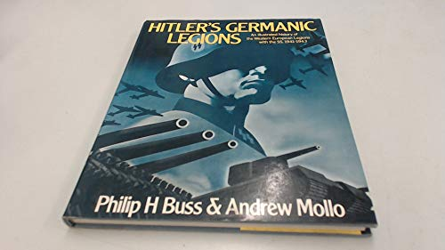 9780354011105: Hitler's Germanic Legions