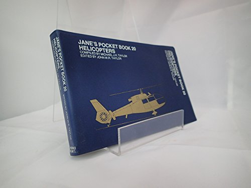 9780354011327: Jane's Pocket Book of Helicopters (Jane's pocket book ; 20)