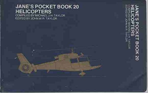 9780354011334: Jane's Pocket Book of Helicopters (Jane's pocket book ; 20)