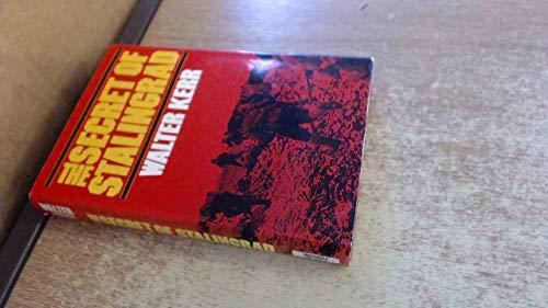 9780354012164: Secret of Stalingrad