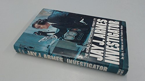 9780354042147: Jay J.Armes, Investigator: World's Most Successful Private Eye